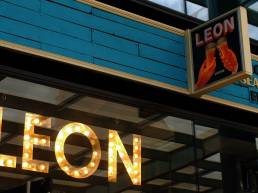 Leon - the location for our Monkeys with Typewriters interview