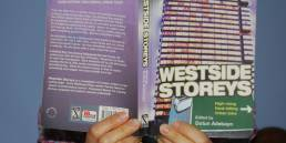 Time at the Blue Note inspired my short story in Westside Storeys, published by Xpress