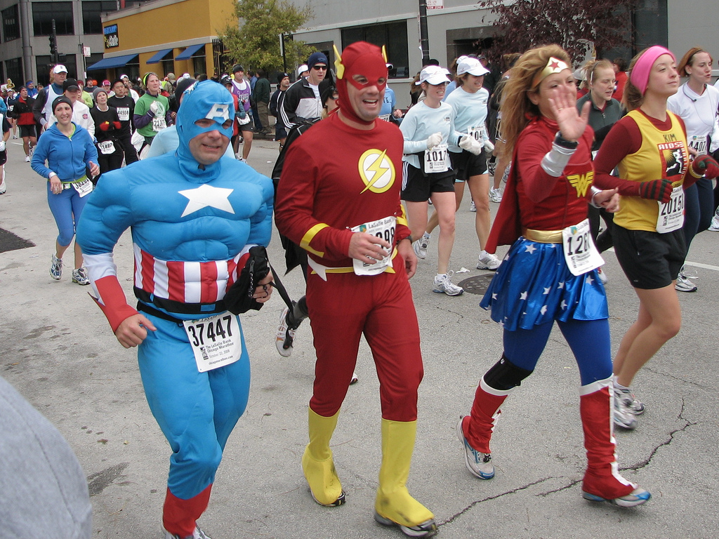Digital champions are your social superheroes