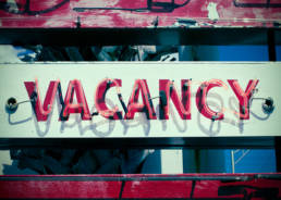 Vacancy by Lauren Mitchell