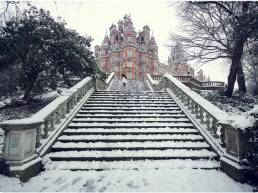 Royal Holloway - Founder's Building