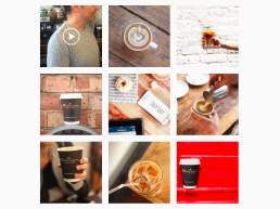 Artisan Coffee Instagram