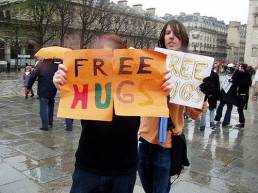 free hugs by ken green