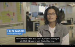 Fajer Qasem - project manager at GDS
