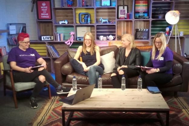 Techmums TV on Facebook Live