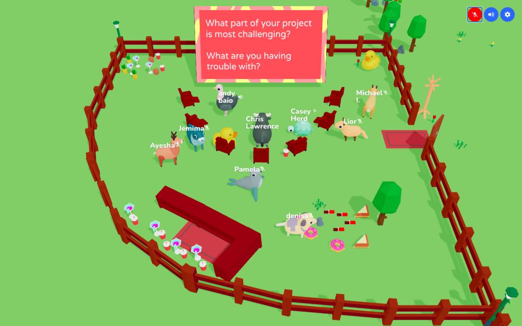 Meetup app Skittish - part of the new creator economy